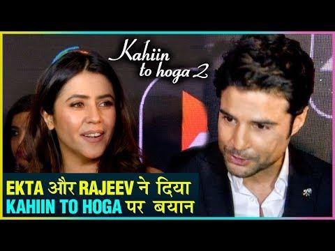 Ekta Kapoor & Rajeev Khandelwal REACTS On Kahi