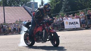 Сколько стоит построить мотоцикл для STUNTa?