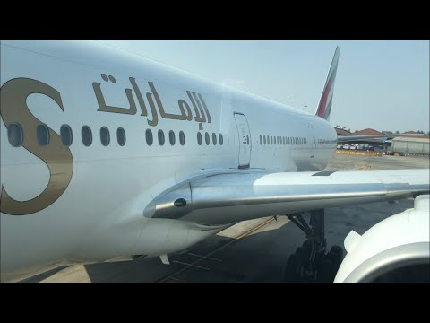 Emirates 777-300ER Economy Class Seat Review | Aviation Geeks