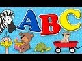 ABC Song  Alphabet Song  Phonics Song for Kids  Kids Songs by The Learning Station