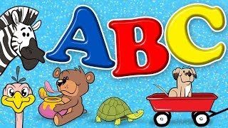 ABC Song - Alphabet Song - Phonics Song for Kids - Kids Songs by The Learning Station