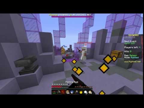 Hypixel MVP skywars hacker - смотреть онлайн на Hah Life
