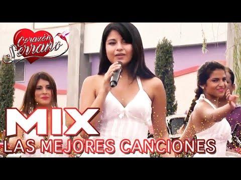 Mix de Corazón Serrano