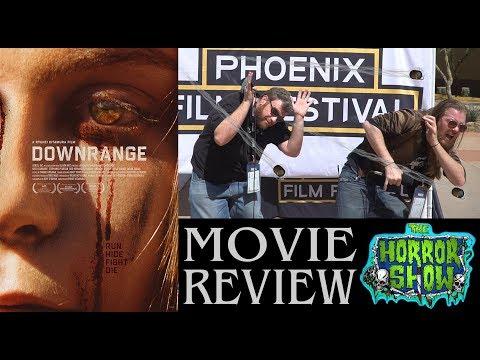 """Downrange"" 2018 Sniper Thriller Movie Review – IHSFF 2018 – The Horror Show"