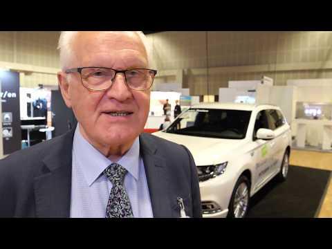 Mitsubishi Outlander plug-in hybrid electric car