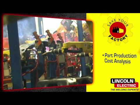 FANUC Robotics - Save Your Factory with Intelligent Robotic Welding