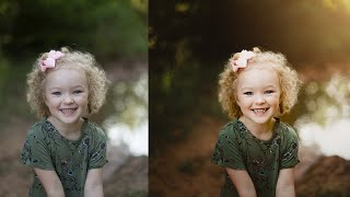 Family Session Portrait Edit | Kelsey Freeman Photography