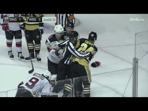 Macoy Erkamps vs. Joey Anderson