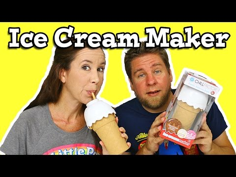Chill Factor Ice Cream Maker Review