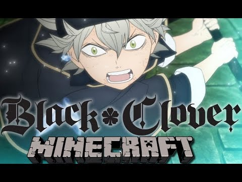 Black Clover Pack Minecraft Texture
