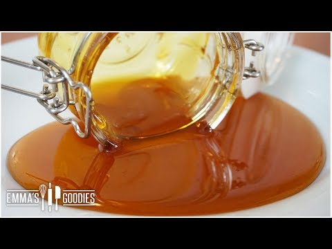 Salted Caramel Sauce Recipe Without Heavy Cream!