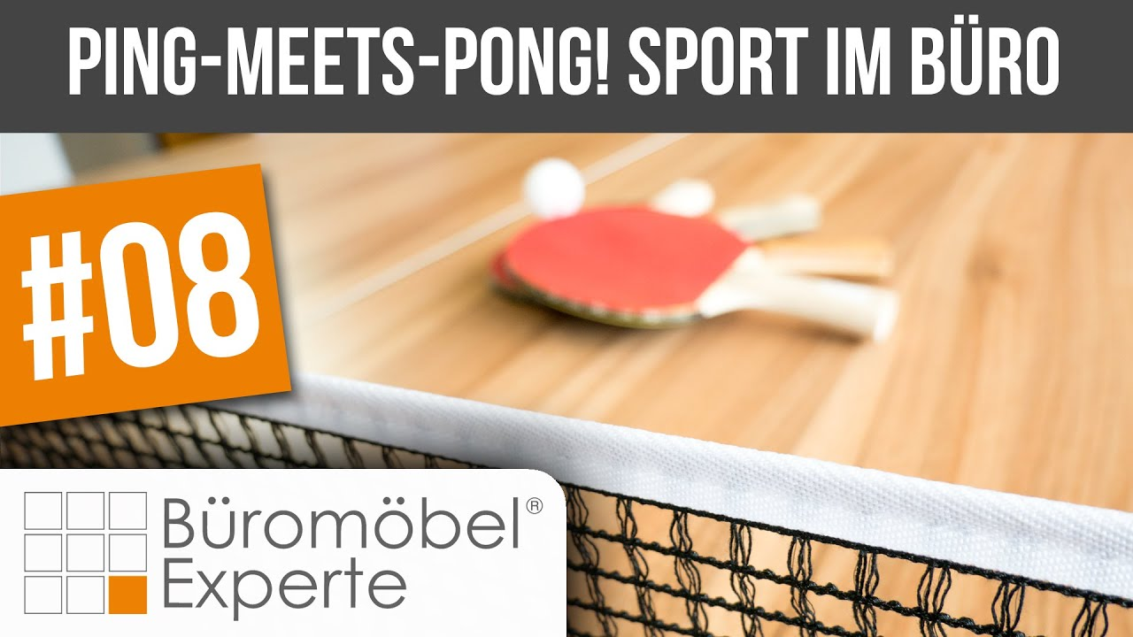 Video zum Tischtennis-Konferenztisch ping-meets-pong!