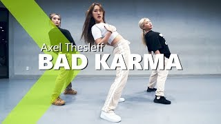 Axel Thesleff   Bad Karma  JaneKim Choreography.