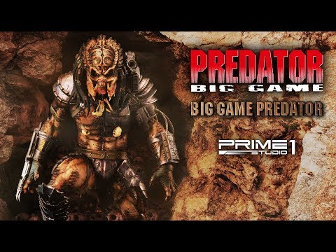 Premium Masterline Predator Comics Big Game Predator Ex Version