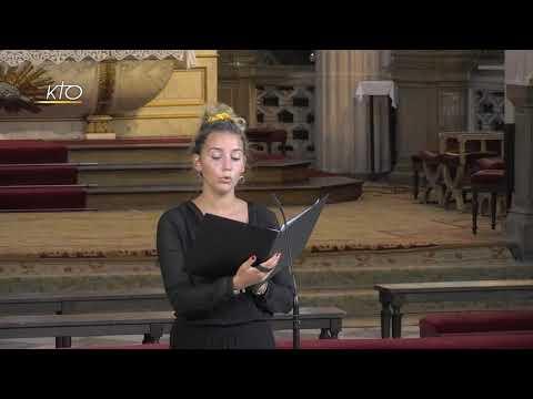 Vêpres du 19 juillet 2021 à Saint-Germain-l'Auxerrois