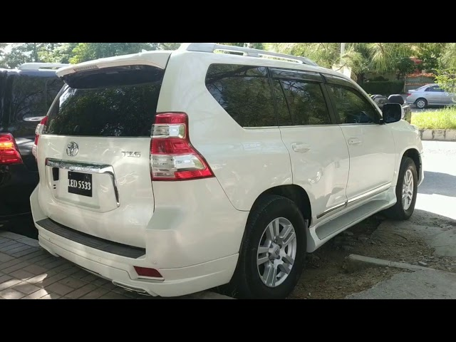 Toyota Prado TZ G 4.0 2011 for Sale in Islamabad