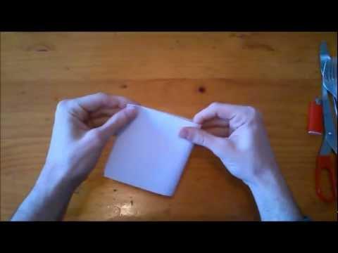 Como hacer un papel de filtro