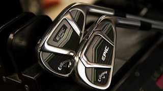 Callaway Epic & Epic Pro Irons