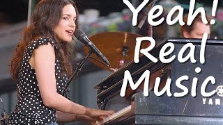 Norah Jones - Full Tanglewood Jazz Festival recording with Marian McPartland