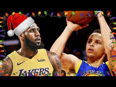 ca1df8bcadd5 NBA LEAKS Schedule! Christmas Day Lineup REVEALED!