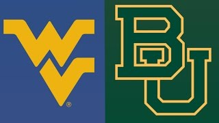 West Virginia vs. Baylor Preview And Prediction