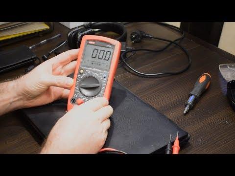 Naruszenie obsługi miernika elektrycznego