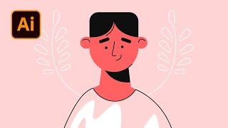 Flat Character Design: Illustrator Tutorial