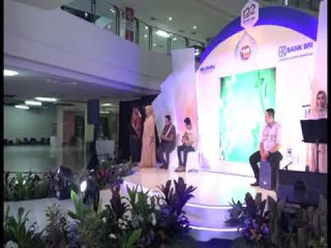 BRINADA Home Band BRI Surabaya Kapas Krampung lagu Damai bersamaMu yang dipopulerkan oleh Chrisye.