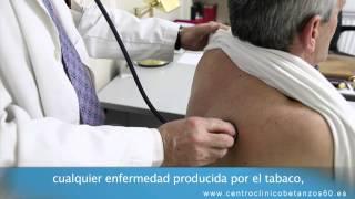 Unidad médica para dejar de fumar del Centro Clínico Betanzos 60
