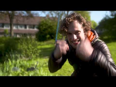Bart Leert Vissen Aflevering 4: Karpervissen met topelastiek