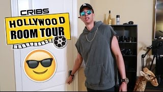800K SUBSCRIBERS HOLLYWOOD ROOM TOUR | Kristopher London