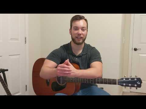 Introduction to Guitar Lessons