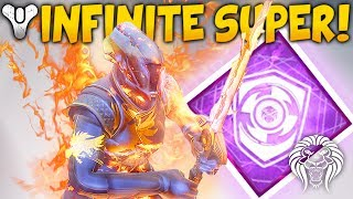 Destiny 2: INFINITE SUPER GLITCH! How To Get Unlimited Supers - Dawnblade, Sentinel & Arcstrider