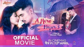 Anmol KC and Suhana Thapa movie A Mero Hajur 3 Hall Visiting video