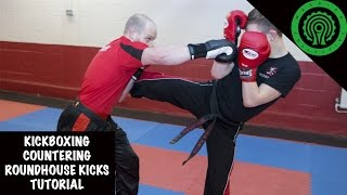 Kickboxing Countering Roundhouse Kicks Tutorial