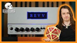 Revv D20 | The Most OP Lunchbox Valve Amp!