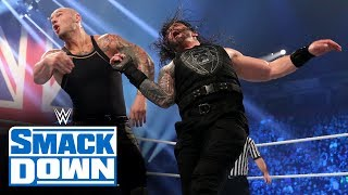 Roman Reigns looks to overcome the odds as Dolph Ziggler & Robert Roode interfere during his battle with King Corbin. #SmackDown GET YOUR 1st MONTH of WWE NETWORK for FREE: http://wwe.yt/wwenetwork --------------------------------------------------------------------- Follow WWE on YouTube for more exciting action! --------------------------------------------------------------------- Subscribe to WWE on YouTube: http://wwe.yt/ Check out WWE.com for news and updates: http://goo.gl/akf0J4 Find the latest Superstar gear at WWEShop: http://shop.wwe.com --------------------------------------------- Check out our other channels! --------------------------------------------- The Bella Twins: https://www.youtube.com/thebellatwins UpUpDownDown: https://www.youtube.com/upupdowndown WWEMusic: https://www.youtube.com/wwemusic Total Divas: https://www.youtube.com/wwetotaldivas ------------------------------------ WWE on Social Media ------------------------------------ Twitter: https://twitter.com/wwe Facebook: https://www.facebook.com/wwe Instagram: https://www.instagram.com/wwe/ Reddit: https://www.reddit.com/user/RealWWE Giphy: https://giphy.com/wwe