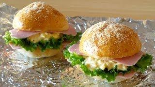 My Favorite Egg Mayonnaise Sandwiches (Recipe) 昔ドトールにあったハムタマゴサンドの作り方 (レシピ) – OCHIKERON
