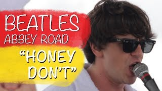 Beatles Abbey Road - Honey Don't - Luau Represa Broa