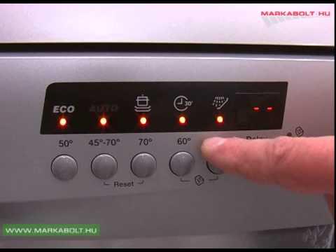 Zanussi ZDF26001XA mosogatógép Márkabolt