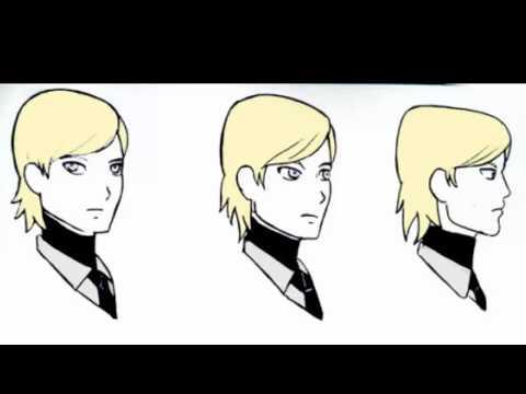 "Miraculous Ladybug Comics ""Felix Agreste Face's"""