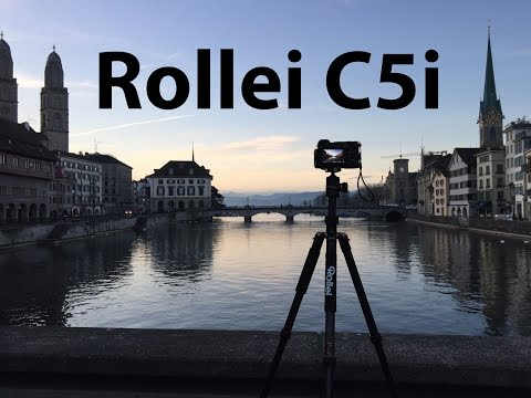 Rollei C5i Stativ Testbericht Review
