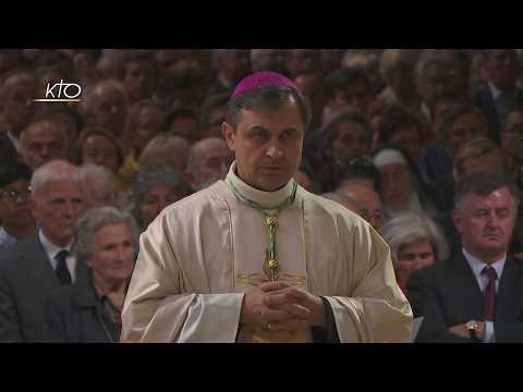 Ordination épiscopale de Monseigneur de Romanet