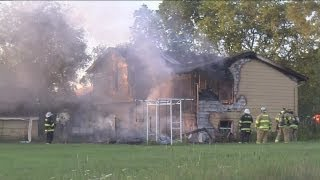 House fire in Big Bend