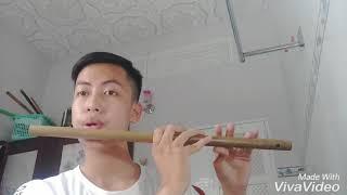 Way Back Home - Trần Ân (cover Sáo Trúc)