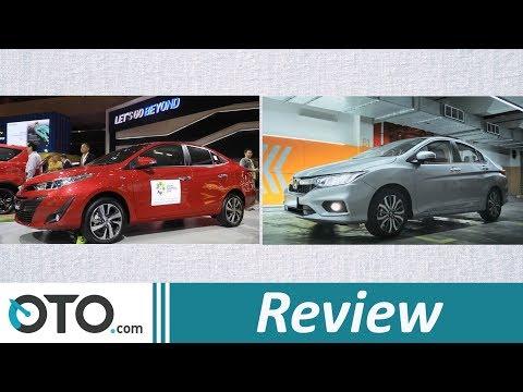 Toyota Vios vs Honda City | Review | Mana Yang Lebih Baik? | OTO.com
