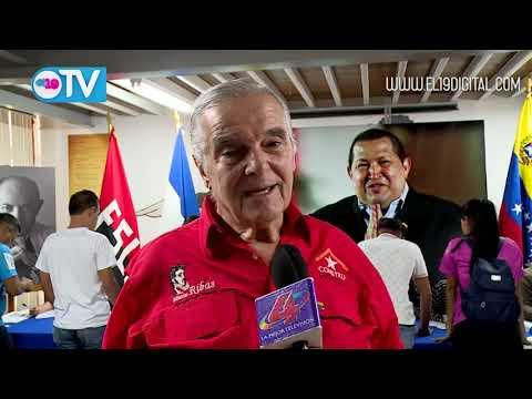 Nicaragua firma en solidaridad con Venezuela