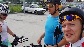 Подготовка к триатлону ironman(алтай3рейс) велотренировка в темпе 30км/ч