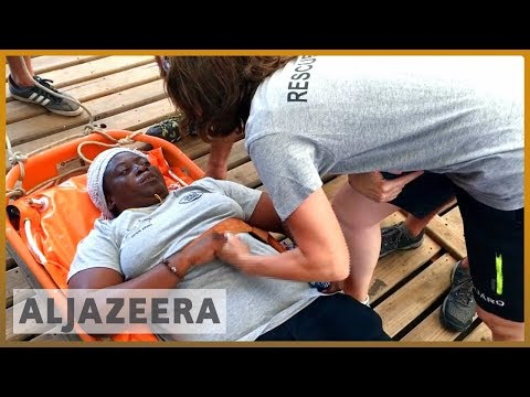 🇱🇾 Migrant NGO accuses Libyan coastguard of manslaughter | Al Jazeera English