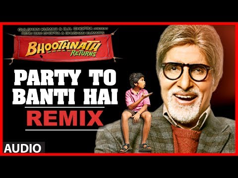 Party To Banti Hai - Remix